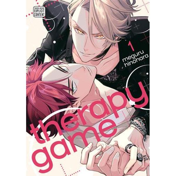 Therapy Game, Vol. 1 (Yaoi Manga) - Meguru Hinohara   Karta-nauczyciela.org