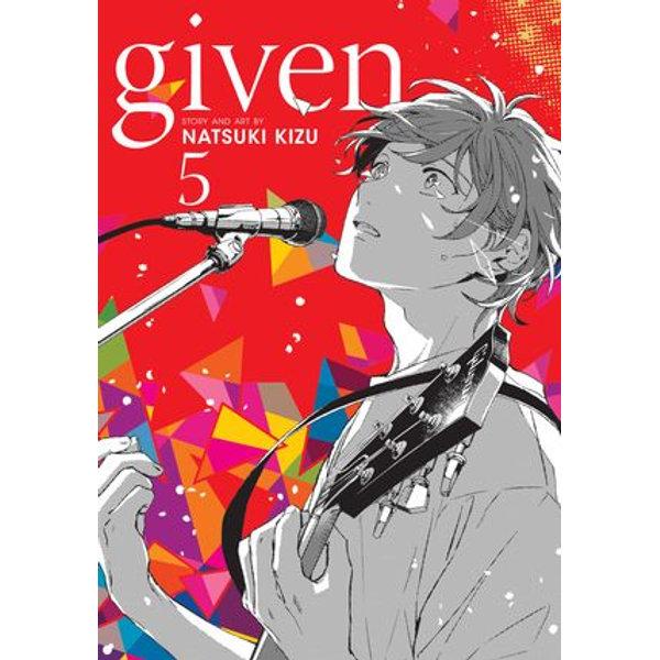 Given, Vol. 5 (Yaoi Manga) - Natsuki Kizu   2020-eala-conference.org