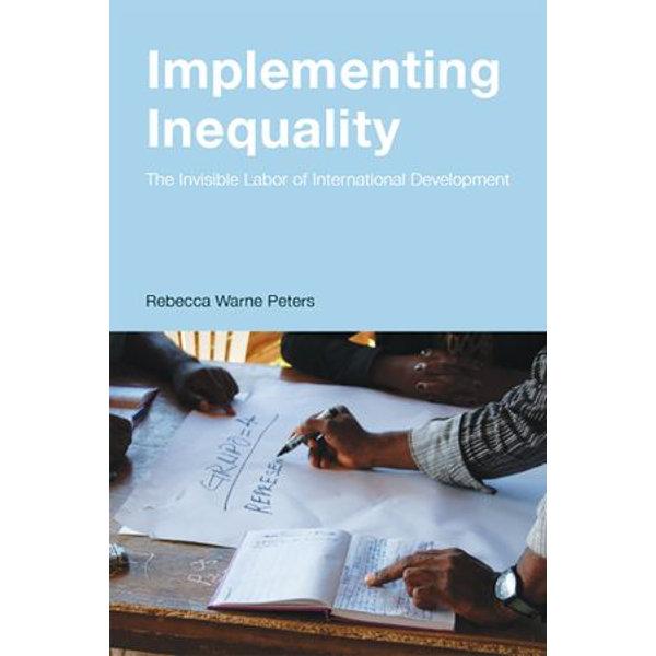 Implementing Inequality - Rebecca Warne Peters   Karta-nauczyciela.org