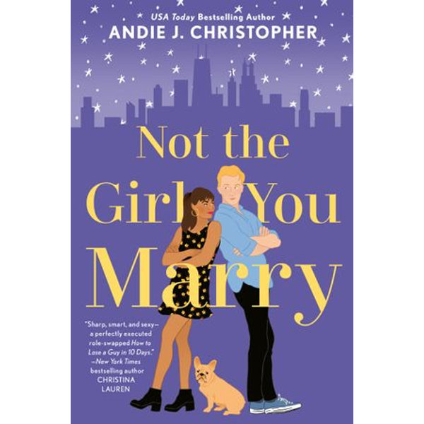 Not the Girl You Marry - Andie J. Christopher   2020-eala-conference.org