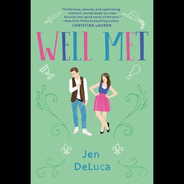 Well Met - Jen DeLuca | Karta-nauczyciela.org