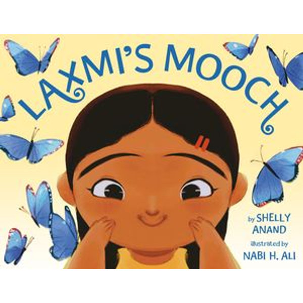 Laxmi's Mooch - Shelly Anand, Nabi H. Ali (Illustrator), Deepti Gupta (Read by)   Karta-nauczyciela.org