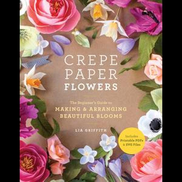 Crepe Paper Flowers - Lia Griffith | Karta-nauczyciela.org