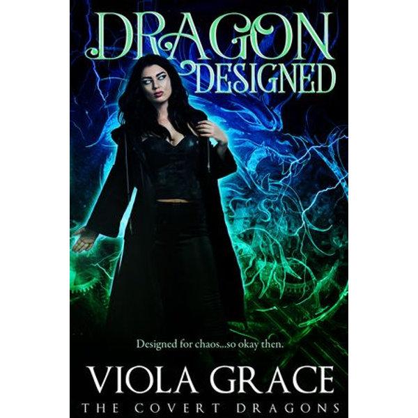 Dragon Designed - Viola Grace | Karta-nauczyciela.org