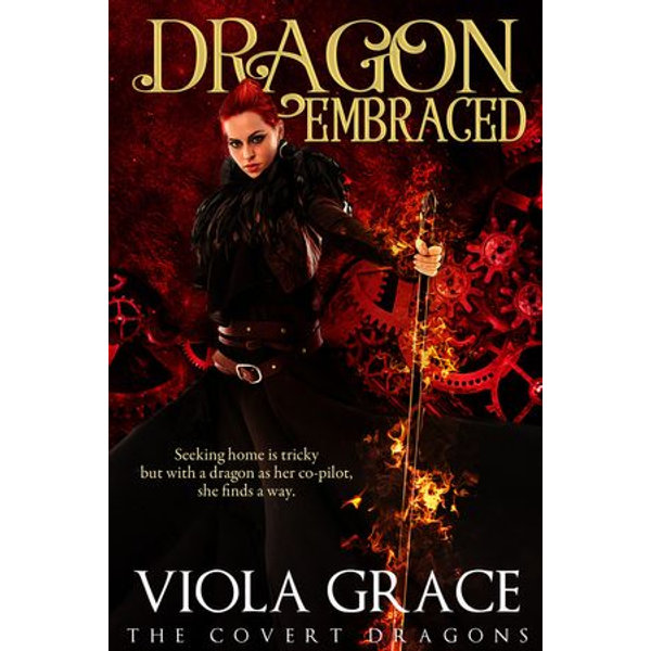 Dragon Embraced - Viola Grace   Karta-nauczyciela.org
