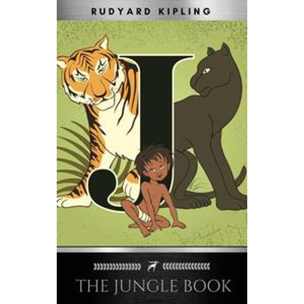 The Jungle Book - Rudyard Kipling, Silver Deer Classics | Karta-nauczyciela.org