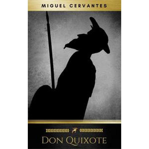Don Quixote (Golden Deer Classics) - Miguel Cervantes, Golden Deer Classics | Karta-nauczyciela.org