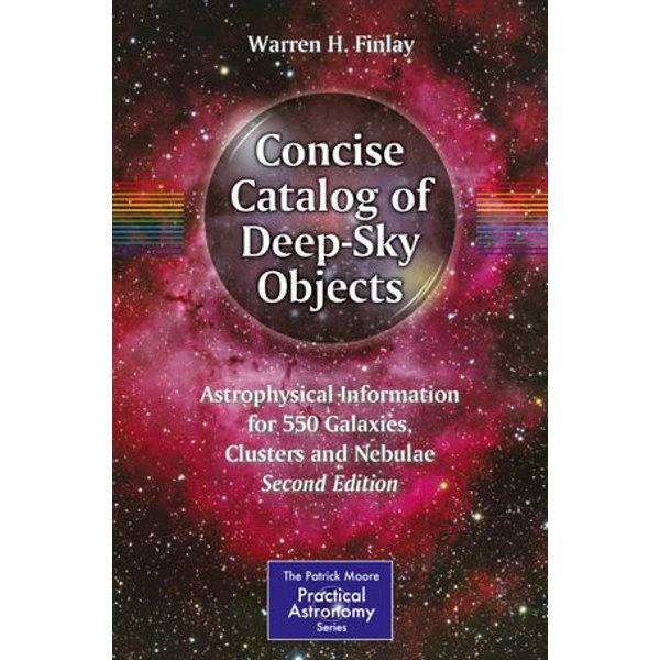 Concise Catalog of Deep-Sky Objects - Warren H. Finlay   Karta-nauczyciela.org