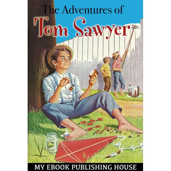The Adventures of Tom Sawyer - Mark Twain | Karta-nauczyciela.org