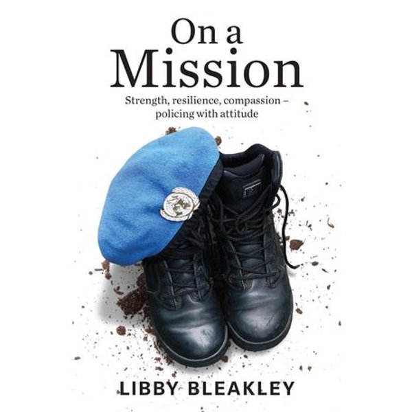 On a Mission - Libby Bleakley | Karta-nauczyciela.org
