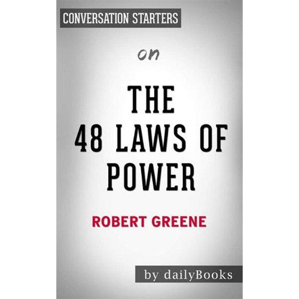 The 48 Laws of Power - dailyBooks   Karta-nauczyciela.org