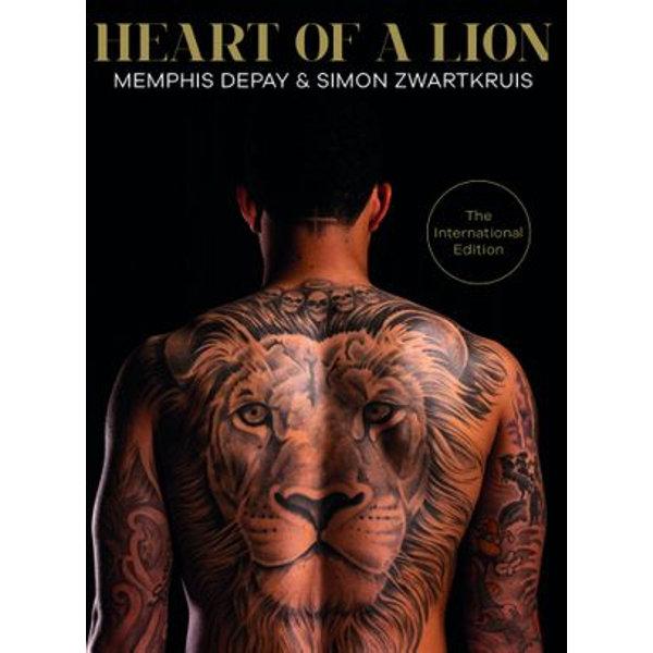 Heart of a lion - Memphis Depay, Simon Zwartkruis | 2020-eala-conference.org