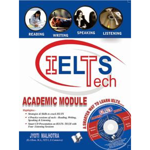 IELTS - Academic Module (book - 1) - JYOTI MALHOTRA | Karta-nauczyciela.org