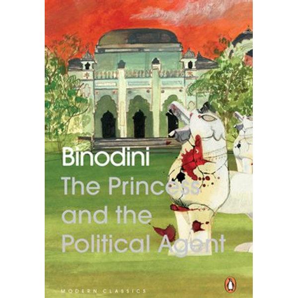 The Princess and the Political Agent - Binodini, Somi Roy (Translator)   Karta-nauczyciela.org