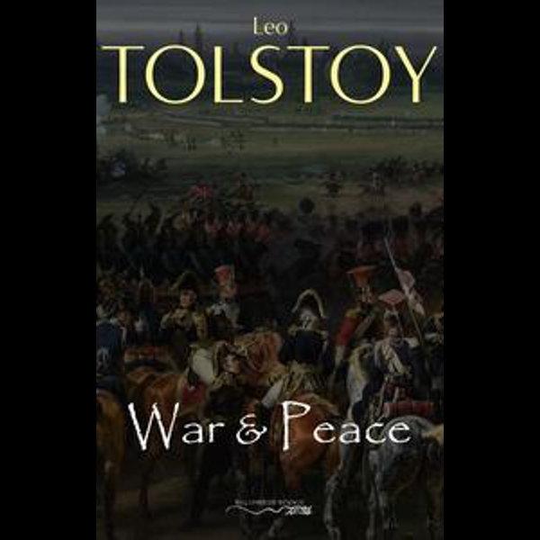 War and Peace - Leo Tolstoy   Karta-nauczyciela.org