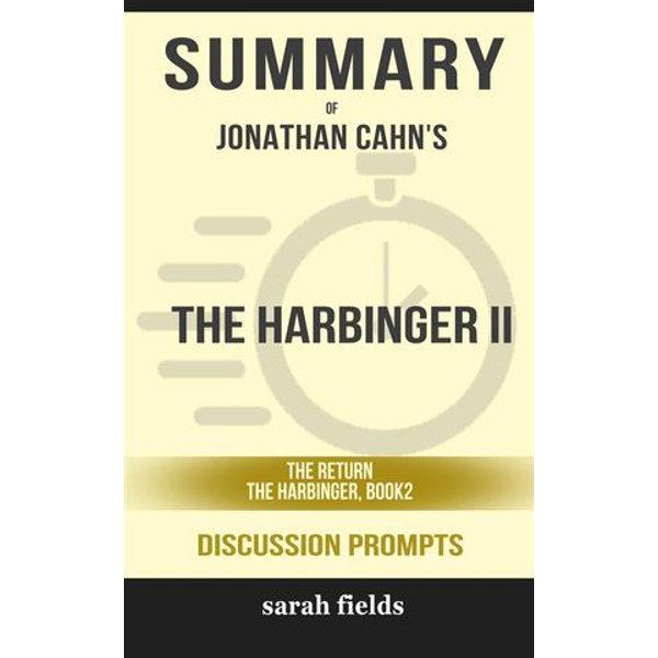 The Harbinger II - Sarah Fields | 2020-eala-conference.org