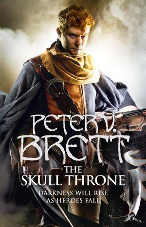 Ebook The Skull Throne Demon Cycle 4 By Peter V Brett
