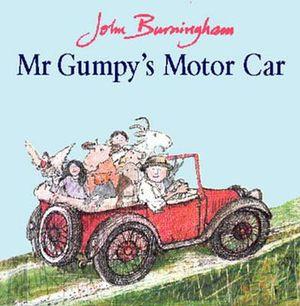 mr gumpy s motor car