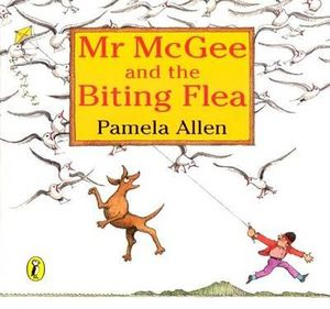 mr mcgee and the biting flea
