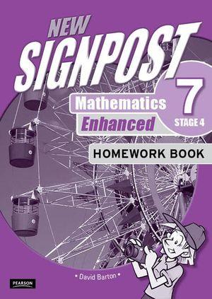 New signpost maths enhanced 7 homework book ielts general essay writing tips and tricks