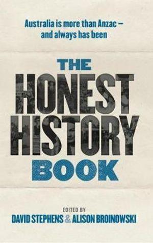 The Honest History Book - David Stephens