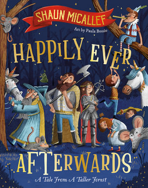 Happily Ever Afterwards book cover