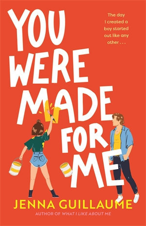 You Were Made For Me - Jenna Guillaume
