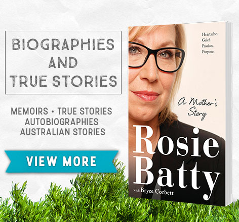 Booktoberfest 2015: Biographies and True Stories
