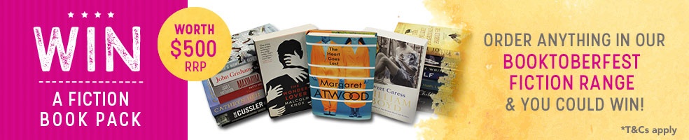 Win a Fiction Prize Pack promotion