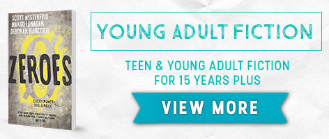 Booktoberfest 2015: Young Adult Fiction