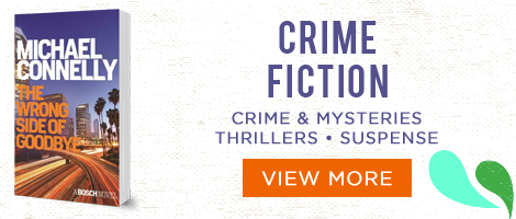 Booktoberfest 2016: Crime Fiction