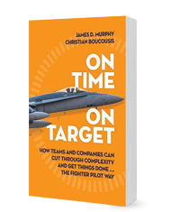 Book: On Time on Target - James D. Murphy