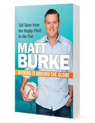 Book: Kicking It Around the Globe - Matthew Burke