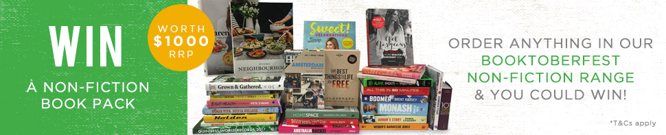Win a Non-Fiction Prize Pack promotion