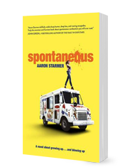 Book: Aaron Starmer - Spontaneous