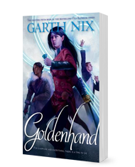 Book: Garth Nix - Goldenhand