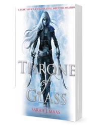 Book: Throne of Glass - Sarah J. Maas