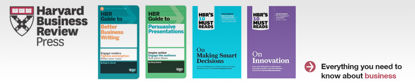 Booktopia  Harvard Business Review Books Harvard Business Review