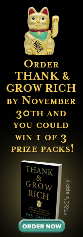 Thank & Grow Rich Competition