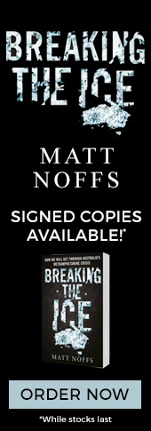 Breaking the Ice - Signed Copies