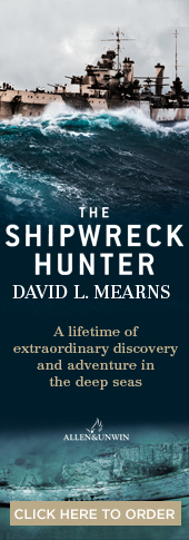 The Shipwreck Hunter David L. Mearns
