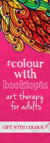 Colour with Booktopia